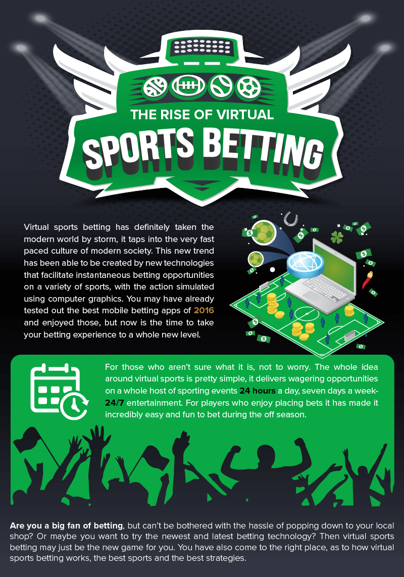 The Rise Of Virtual Sports Betting 01