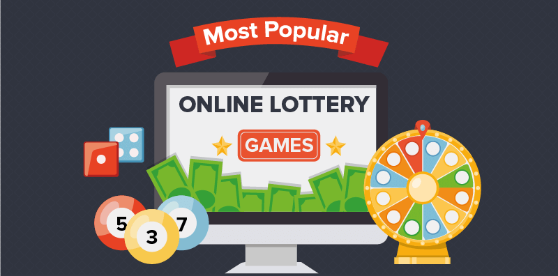Most Popular Online Lottery Games-title